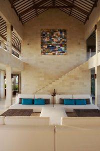 Villa Babar Living Room