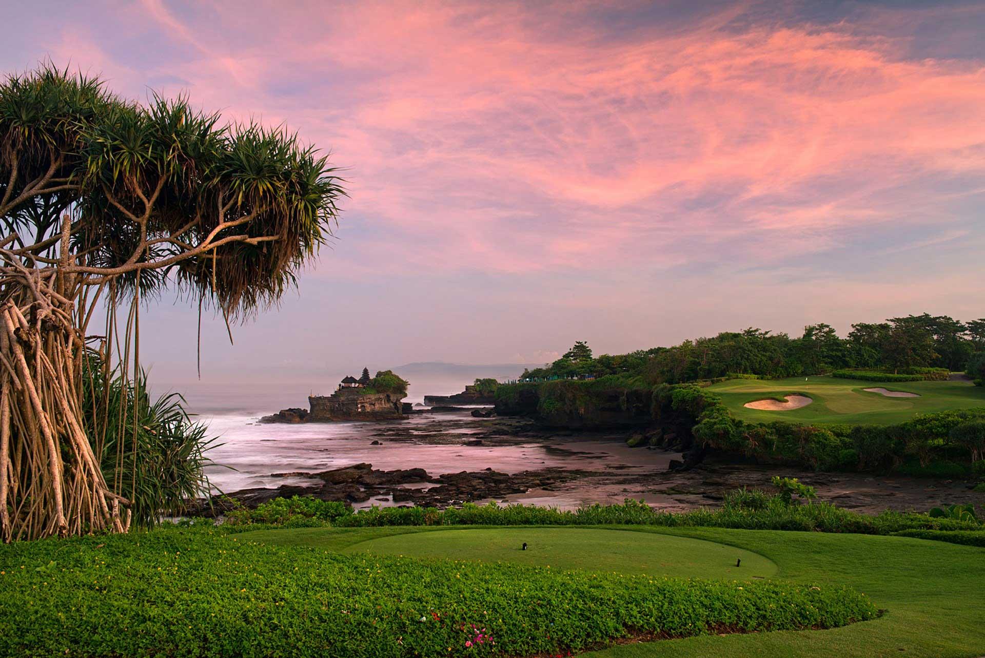 Bali Nirvana Golf Resort
