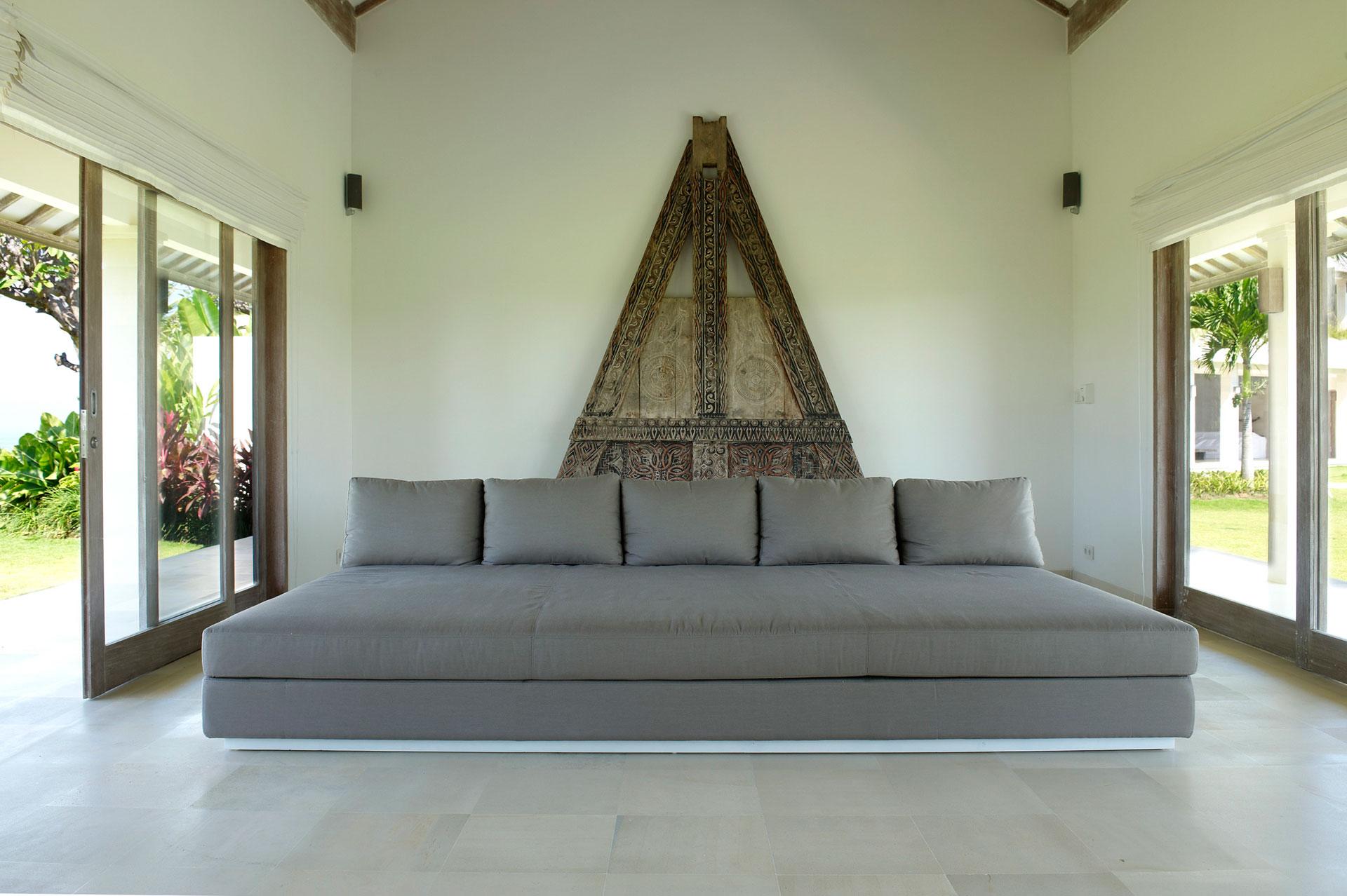 Bali VIlla Babar - TV Room